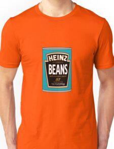Retro Heinz Baked Beans Can PopArt Unisex T-Shirt