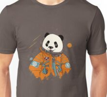 Pandastronaut Unisex T-Shirt