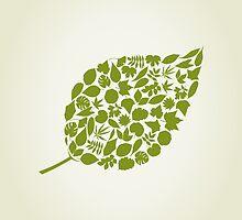 leaf by Aleksander1