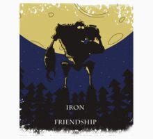 Iron Friendship One Piece - Long Sleeve