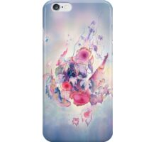 """The Flight"" from the series  ""Flower Galaxies"" iPhone Case/Skin"