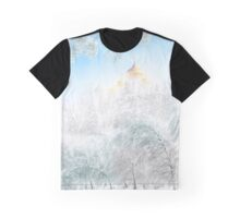 Winter Landscape Graphic T-Shirt