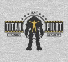Titan Pilot Training Academy Kids Clothes