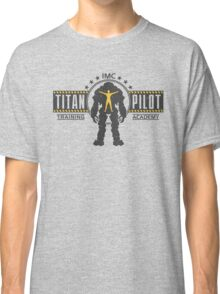 Titan Pilot Training Academy Classic T-Shirt