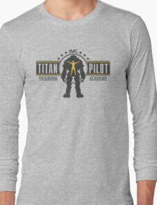 Titan Pilot Training Academy Long Sleeve T-Shirt