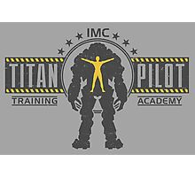 Titan Pilot Training Academy Photographic Print