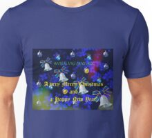 For All My RedBubble Friends - Christmas, 2016 - Card and Video Unisex T-Shirt