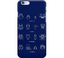 Spirit Icons iPhone Case/Skin