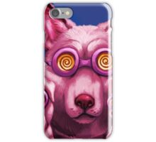 Dog Therapy iPhone Case/Skin