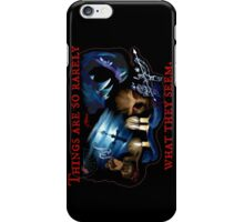 Penny Dreadful -  Things are so rarely what they seem. iPhone Case/Skin