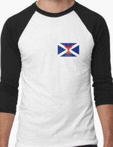 Scottish Independence Referendum 45 Phoenix Men's Baseball ¾ T-Shirt