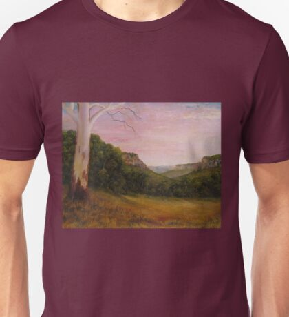 Escarpment View Unisex T-Shirt