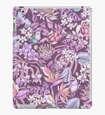 Stand Out! (soft pastel) iPad Case/Skin