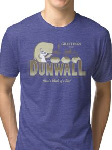Havin' a Whale of a Time Tri-blend T-Shirt