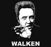 Christopher Walken by James Ferguson - Darkinc1