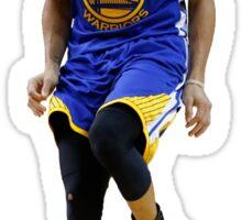 Stephen Curry Golden State Warriors Basketball Sticker