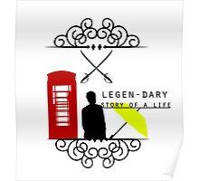 LEGGEN-DARY LIFE Poster
