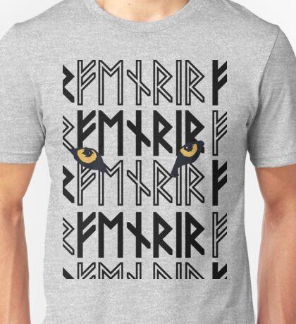 Fenrir, Son of Loki, Slayer of Odin Unisex T-Shirt