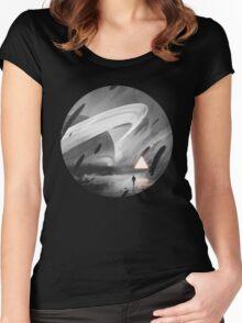 Inkworld Women's Fitted Scoop T-Shirt