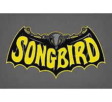Songbird Photographic Print