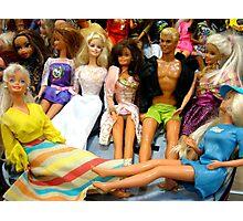 Dolls Photographic Print