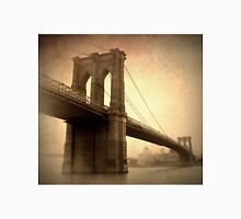 Brooklyn Bridge Nostalgia Unisex T-Shirt