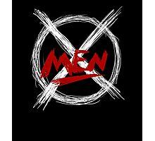 X = Xavier Photographic Print