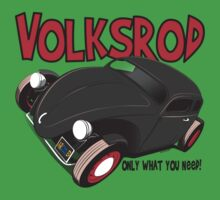 Volksrod VW Beetle Kids Clothes