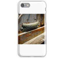 Old World Metal iPhone Case/Skin