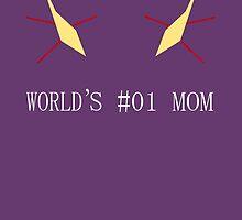 Evangelion- Worlds #01 Mom by Goldie199