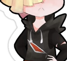 Gladion (Pokemon Sun and Moon) Sticker