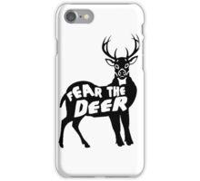 Fear the Deer iPhone Case/Skin