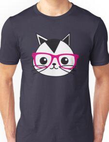 Funky Cat  Unisex T-Shirt