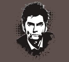 Doctor Who -  10th Tenth Doctor - David Tennant - 50th by James Ferguson - Darkinc1