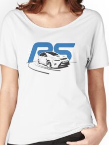 Ford Focus RS Mark 2 Women's Relaxed Fit T-Shirt
