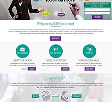 Asm Responsive Wordpress Website Design and Development by pattronize