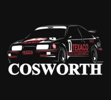 Ford Sierra RS500 Cosworth Touring Car T-Shirt
