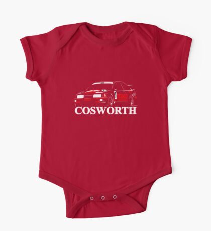 Ford Sierra RS500 Cosworth Touring Car One Piece - Short Sleeve