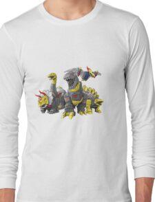 dinobot by bx brix Long Sleeve T-Shirt