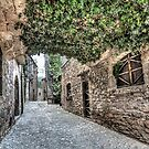 Streets of Mura (Catalonia) by Marc Garrido Clotet