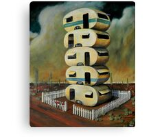 Outback Highrise Canvas Print
