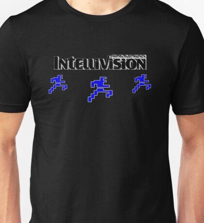 Intellivision Running Man Football  Unisex T-Shirt