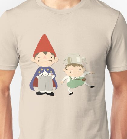 Greg and Wirt - Over the Garden Wall Unisex T-Shirt