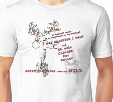 Chinese Food For Christmas Dinner Unisex T-Shirt