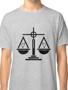 Gender Equality Classic T-Shirt