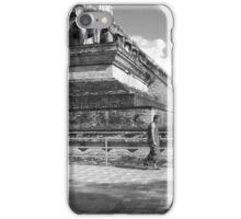 Wat Chedi Luang, Chiang Mai, Thailand iPhone Case/Skin