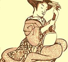 My GEISHA Lady.... by Kricket-Kountry