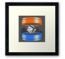 Thinking With Plungers Framed Print