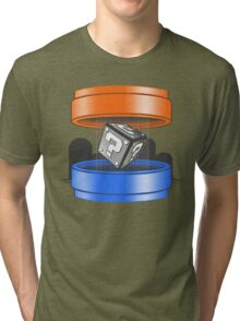 Thinking With Plungers Tri-blend T-Shirt