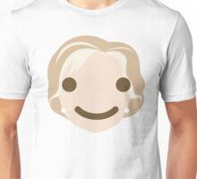 "Hillary ""The Emoji"" Clinton Happy Smiling Face Unisex T-Shirt"